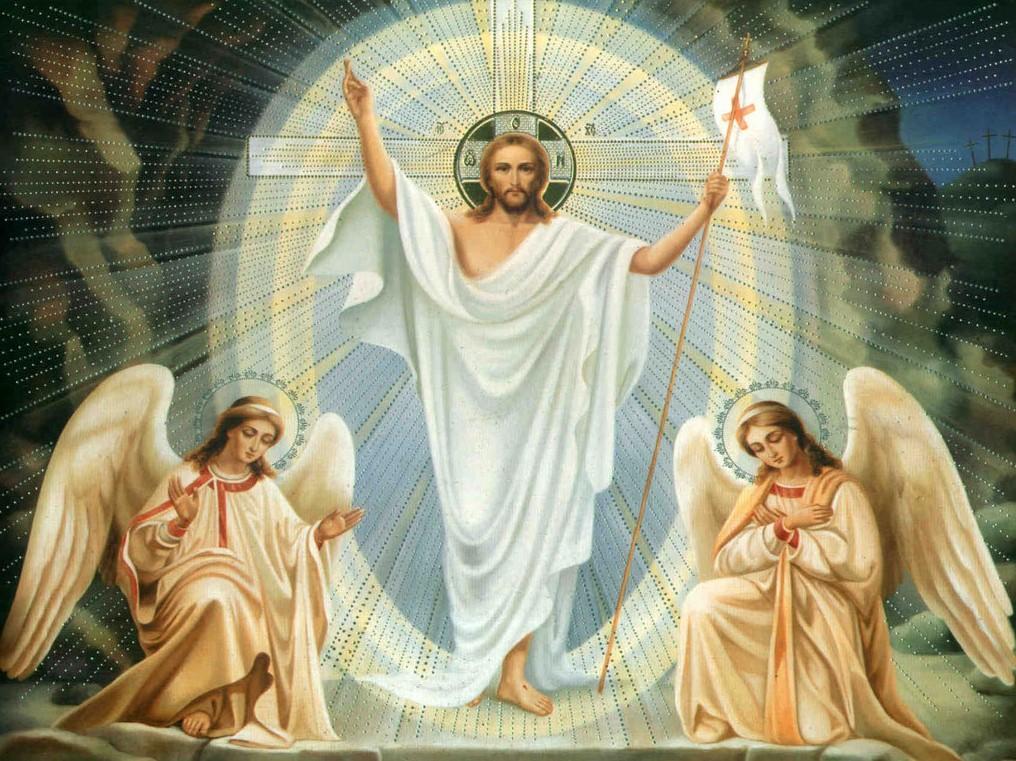 Христос с ангелами
